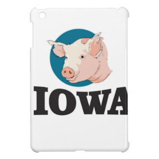 iowa hogs iPad mini cases