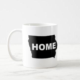 Iowa Home Away From State Mug or Travel Mug