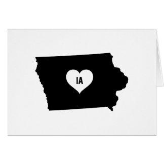 Iowa Love Card