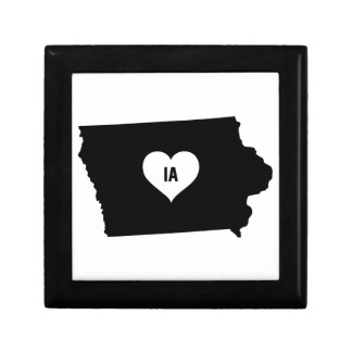 Iowa Love Gift Box