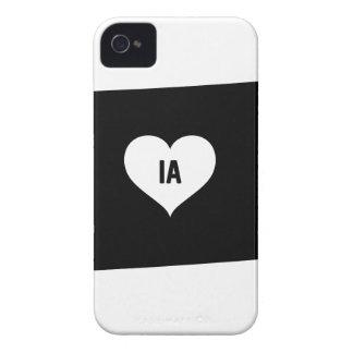 Iowa Love iPhone 4 Case-Mate Case