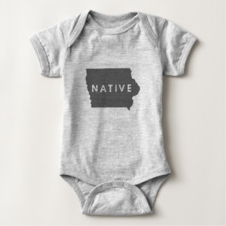 Iowa Native Baby Bodysuit