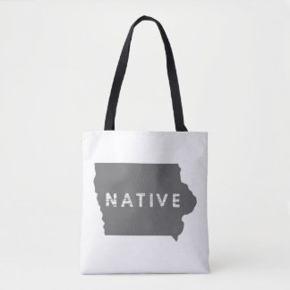 Iowa Native Tote