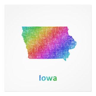 Iowa Photo Print