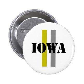 Iowa Pinback Buttons