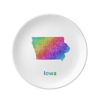 Iowa Plate