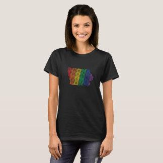 Iowa Rainbow State T-Shirt