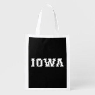Iowa Reusable Grocery Bag
