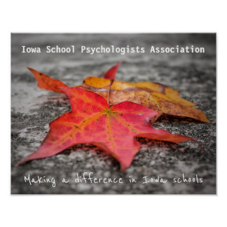 Iowa School Psychologists Association Poster