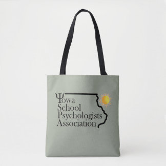 Iowa School Psychologists Association Sunny Tote