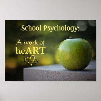 Iowa School Psychology Defined Poster