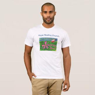 Iowa State Flower Wild Rose Christian T-Shirt