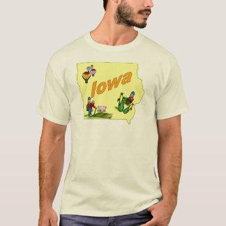Iowa T- Shirt