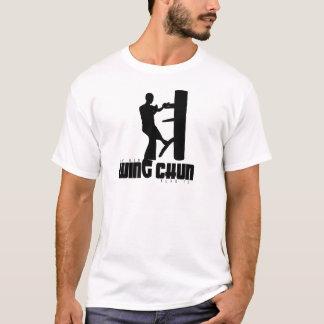 Ip-Man (Wooden Dummy) Logo T-Shirt