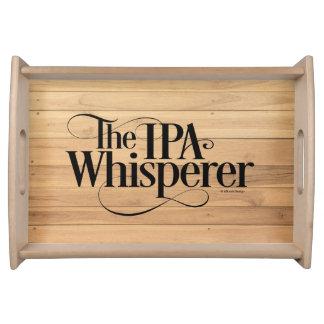 IPA Whisperer Serving Tray