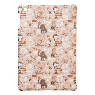 iPad1 - Frenchy romance Cover For The iPad Mini