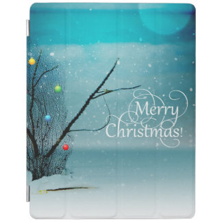 iPad 2/3/4 Cover Cover - Merry Christmas iPad Cover