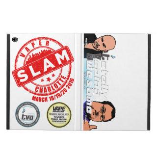 iPad Air 2 Case - VaperSlam + TheTVAShow