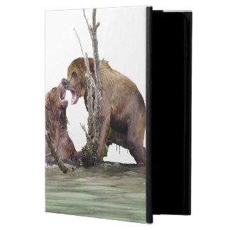 iPad Air 2 Case with No Kickstand grizzlies