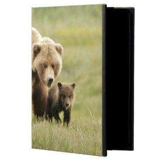 iPad Air 2 Case with No Kickstand w/ grizzly bear
