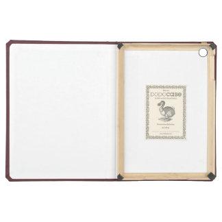 iPad Air Dodocase (Merlot) Cover For iPad Air