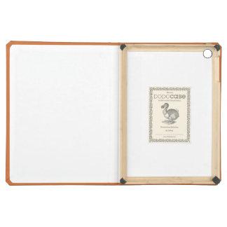 iPad Air Dodocase (Orange) Case For iPad Air