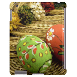 iPad Case Easter Holiday Abstract Nature