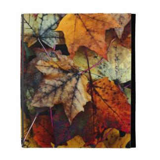 iPad Case - Fall Foliage close up