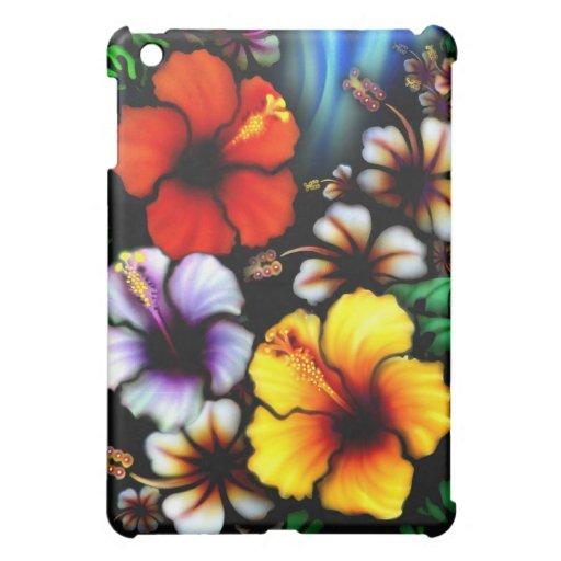 iPad case - Hawaiian Style