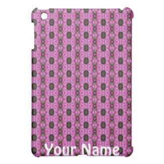 iPad Case Hot pink digital design