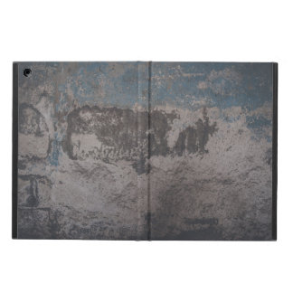 iPad case in grunge look