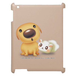 iPad case (in happy dog & u Happy dog & NigNig)