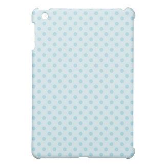 iPad Case - Pattern Blue Polka Dots