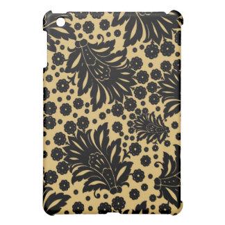 iPad Case - Pattern Chic Floral Black