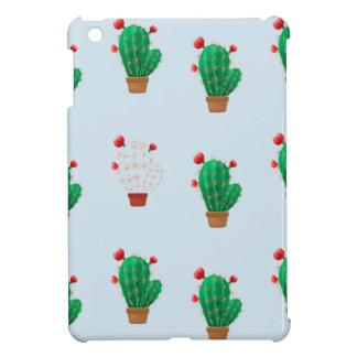 iPad Case with cactus