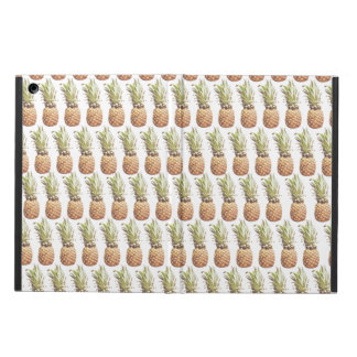 ipad case with pineapple pattern