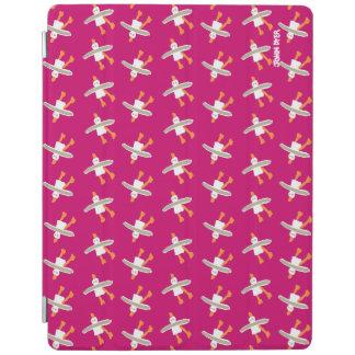 iPad Cover John Dyer Seagulls Repeat. Pink