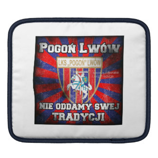 ipad cover Lwów Polska iPad Sleeves