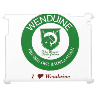 iPad-hoes Wenduine weapon shield iPad Cases