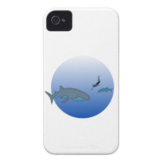 Ipad/ iPhone case with whaleshark decoration