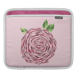 IPad layer Rosa Vitral iPad Sleeve