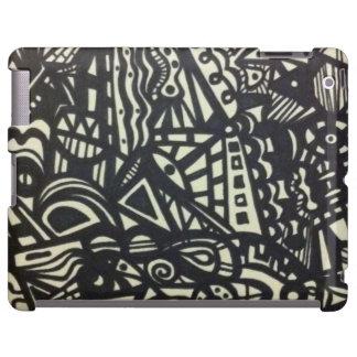 iPad Maze Cover Case