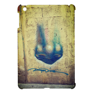 IPad mini Art Street Cool Exclusives Art Nose iPad Mini Cover
