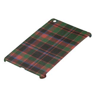 iPad MINI Buchan Clan Ancient Tartan Print Cover For The iPad Mini