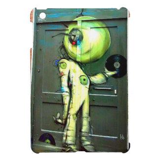 Ipad Mini Case Art Street Alien DJ Music