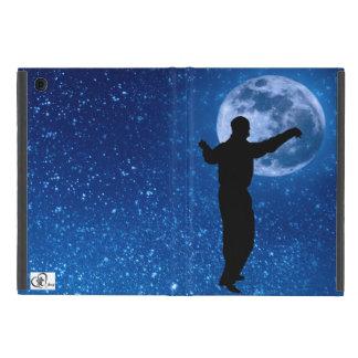 iPad Mini Case No Kickstand MAN DANCING FULL MOON