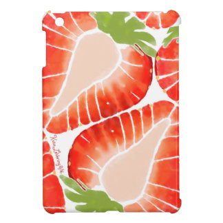 Ipad Mini Case - Strawberry Secret