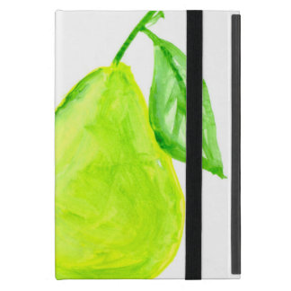 iPad Mini Case with No Kickstand Pear