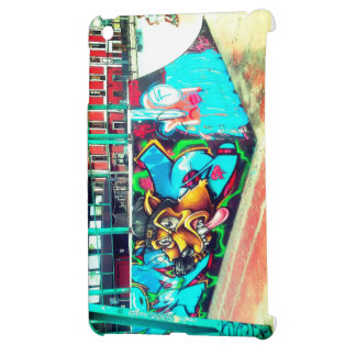 IPad Mini Cool Art Skateboarders Skate Park Cover For The iPad Mini
