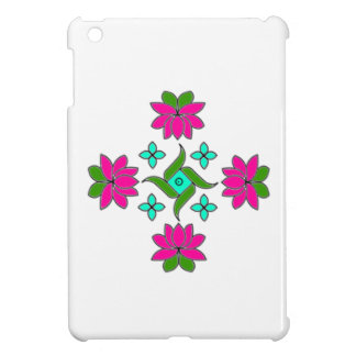 iPad Mini Glossy Finish Case-Flower Series#80 iPad Mini Case
